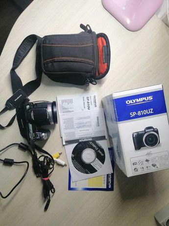 Фотоаппарат ультразум, ОПТИЧЕСКОЕ увеличение 36х Olympus SP-810 UZ