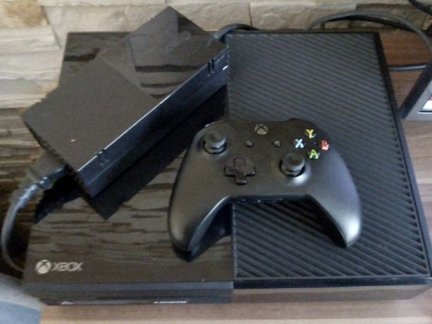 Xbox One + 16 gier