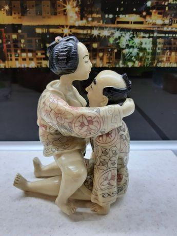 статуэтка Камасутра Япония нэцке