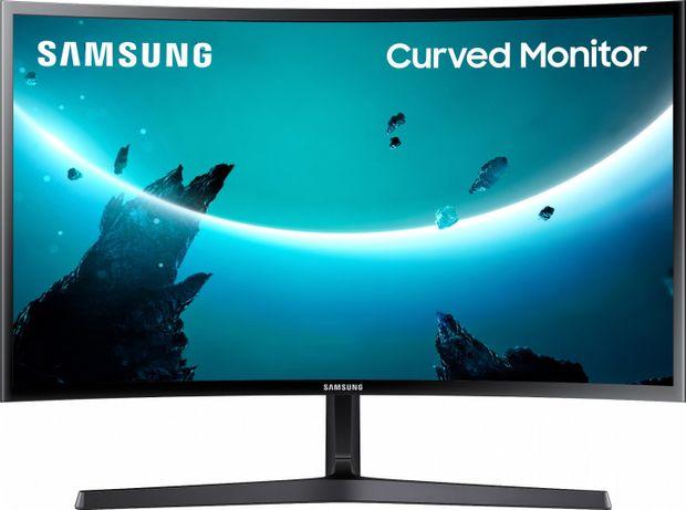 Samsung Curved C24F396F