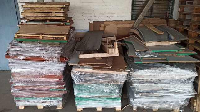 дсп на дрова з розібраних меблів