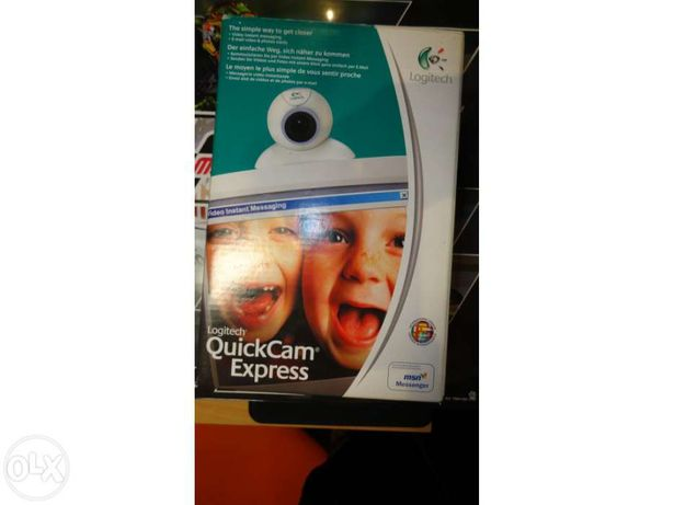 Webcam - logitech quickcam express