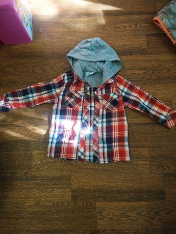 Рубашка topolino 92