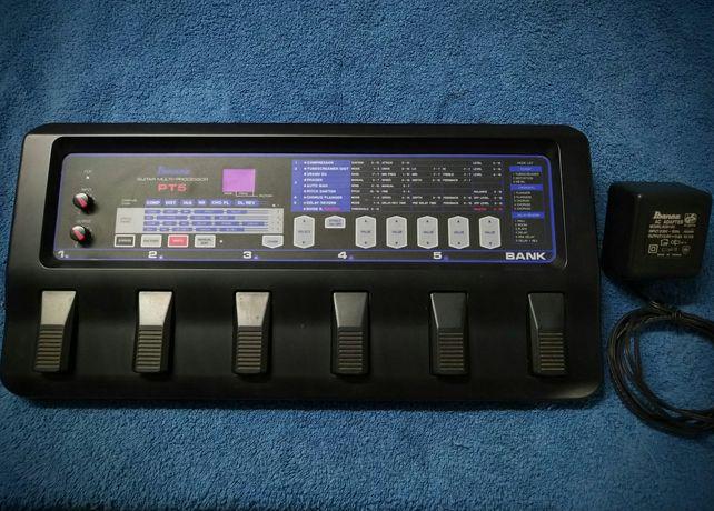 Pedaleira Ibanez PT5 made in Japan