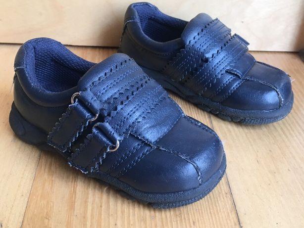 Skórzane buty Tiddly Winks rozmiar 22/23 (13,8 cm)