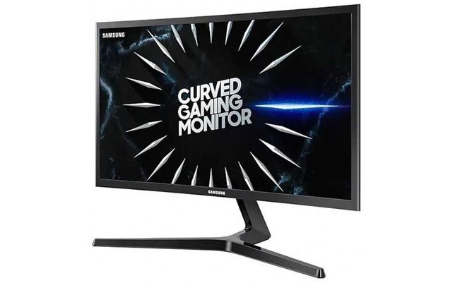 Монітор ігровий Samsung C24RG50FQIX (LC24RG50FQIXCI)
