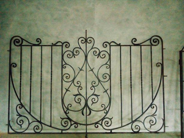 Секция металическая- забор