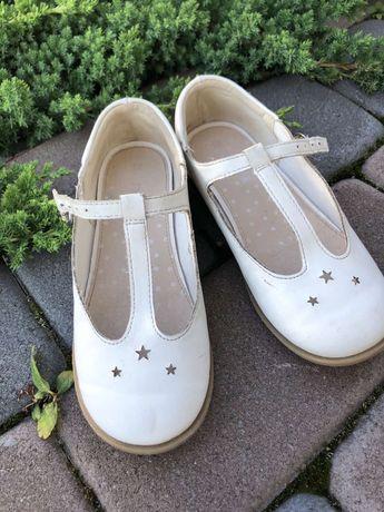 Туфлі для дівчинки Next UK12