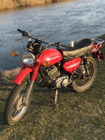 Мотоцикл Минск 125 ММВЗ-3.112 з документами Мінськ