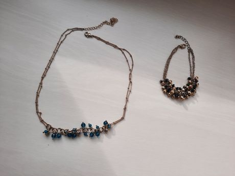 Браслет, ожерелье, бусы бижутерия