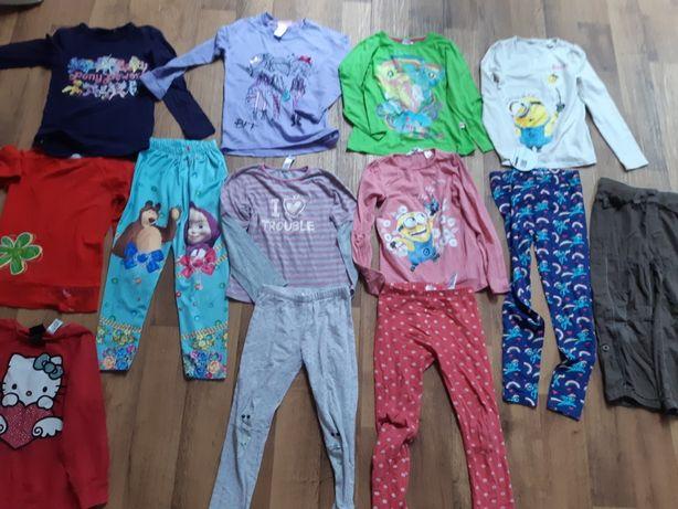 Ubrania dla Dziewczynki Jesienne. Rozm.128
