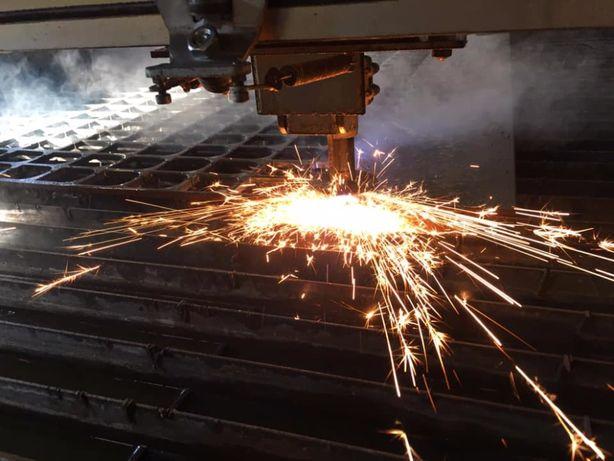 Ciecię plazmowe CNC, wypalanie,spawanie Hypetherm 105A