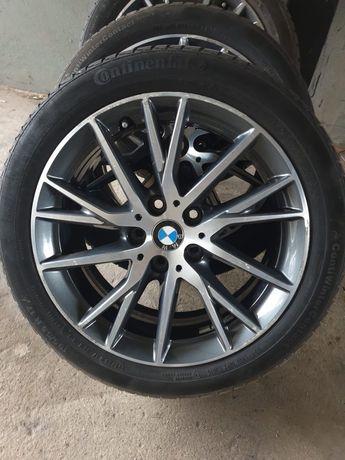 Koła BMW opony zimowe Continental Winter TS 850