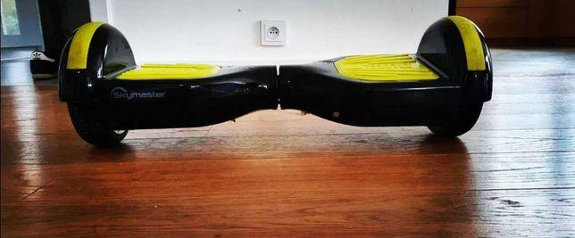 SPRZEDAM!!! Hoverboard skymaster dual wheels 7 evo smart