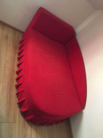 Rozkładane łóżko / tapczan dla dziewczynki
