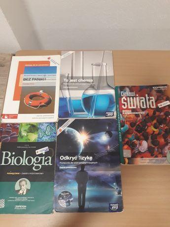 Podręczniki do 1 liceum, technikum