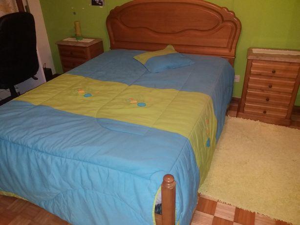 Edredão cama casal