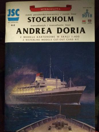 Stockholm/andrea doria