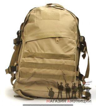Рюкзак 30 л MOLLE, тактический для охоты, туризма, рыбалки, военных