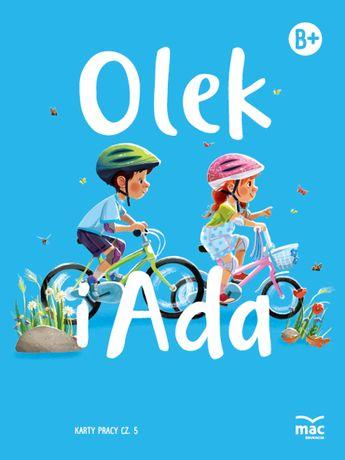 Olek i Ada - B+ - karty pracy cz. 5