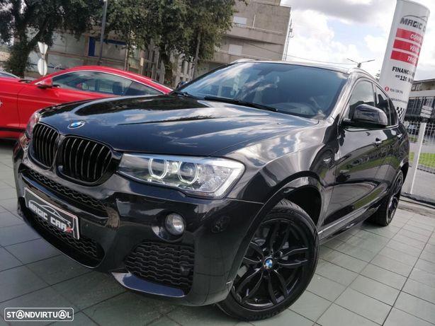 BMW X4 20 d xDrive Auto