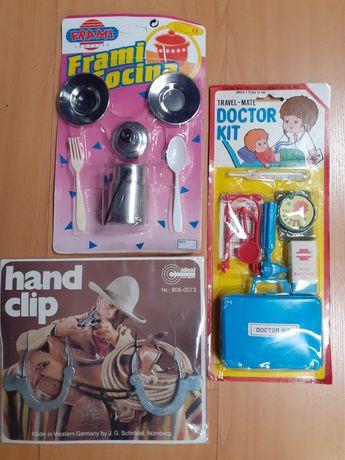 Boneca e Brinquedos antigos