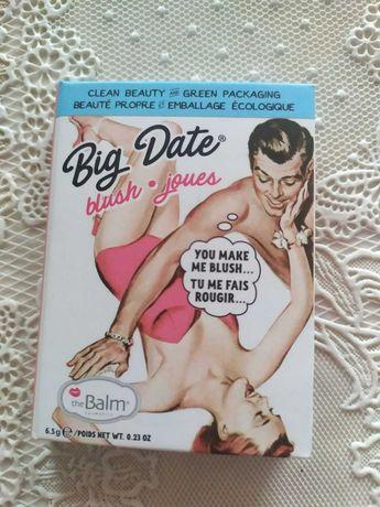 Румяна The balm, Big date