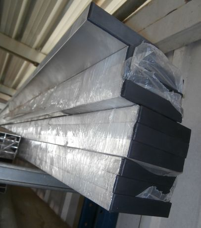 Régua Alumínio de Pedreiro Reforçada - Novo