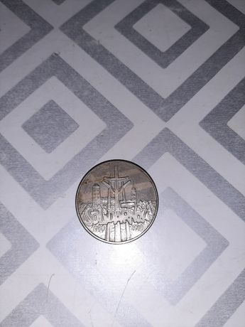 Moneta Solidarność 1980