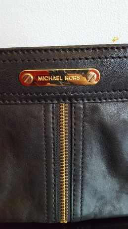 Клатч кожа Michael Kors оригинал с   серийным номером