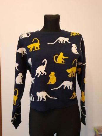 Светр з мавпочками (свитер)