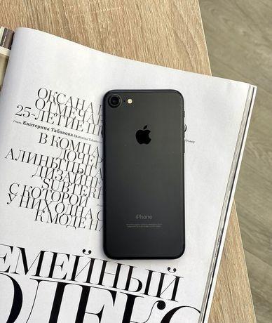 Iphone 7 black 32 Gb Neverlock