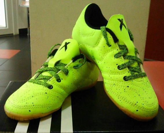 Nowe buty adidas X 15.3 CT J halowe r. 28 Likwidacja sklepu