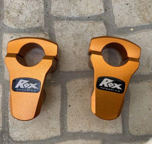 Suportes elevarorios direção Rox KTM