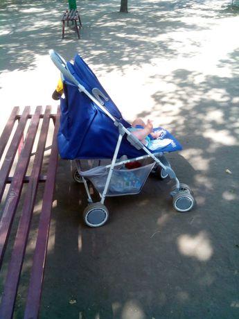 Коляска  прогулочная baby tilly летний вариант