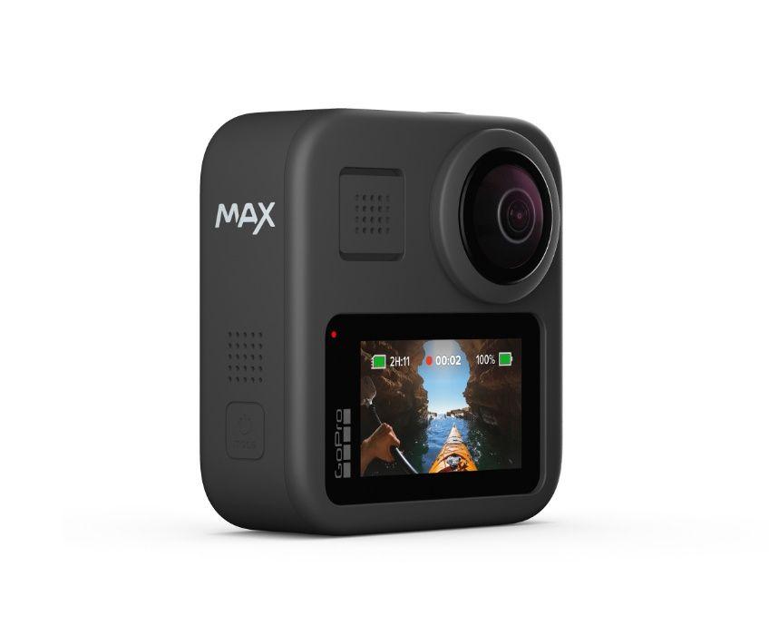 Sportowa Kamera Sferyczna GoPro MAX 360° 5.6K WiFi GPS Gliwice - image 1