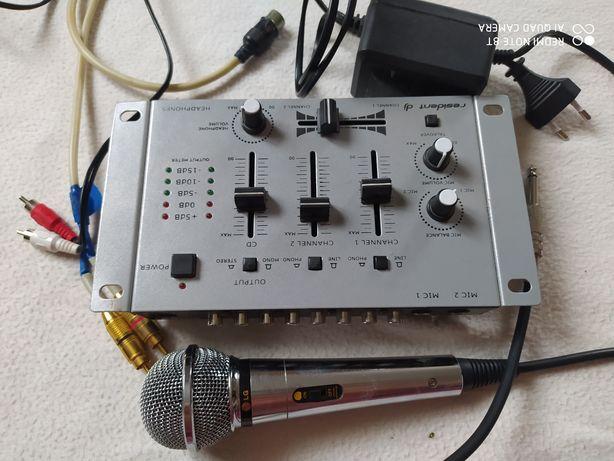 Аудіомікшер. Мікшер. Resident DJ. Мікрофон. LG. Микрофон.