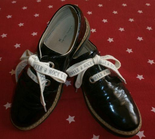 Туфли Zara на девочку р 34(21,5 см)