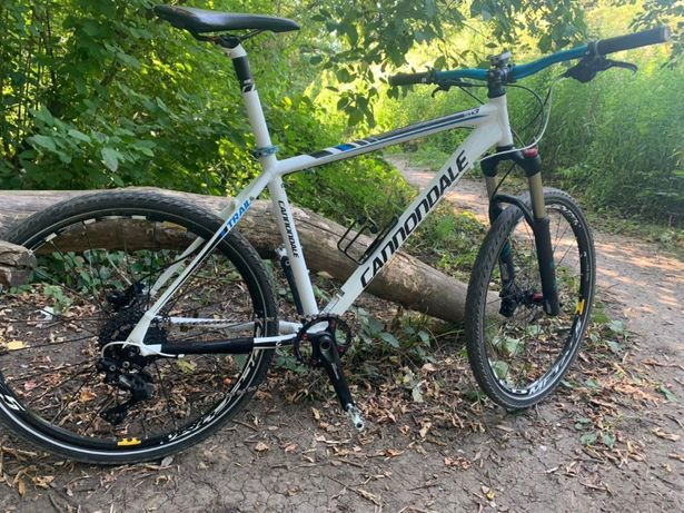 Cannondale Trail 6 custom рама L 26""