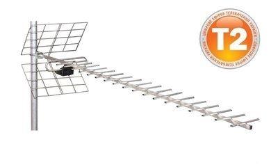 Антенна Дециметровая Energy Т2 0,7 метра 13дб