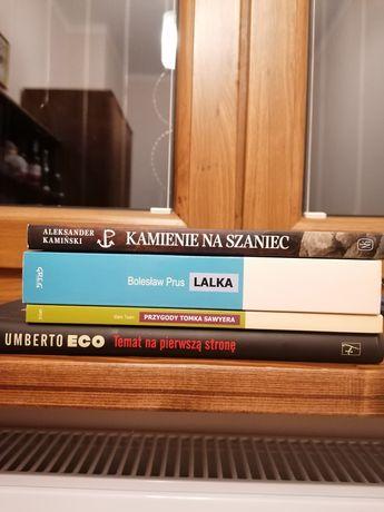 Książki - Kamienie na szaniec, Lalka