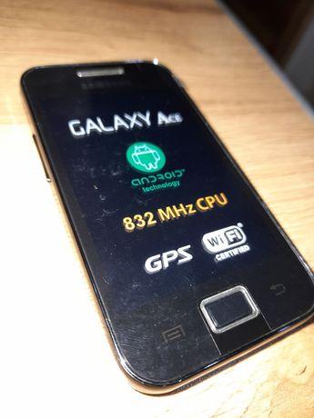 Samsung Galaxy Ace GT-S5830 czarny