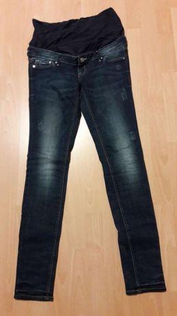 Spodnie jeansy ciążowe H&M rozmiar 40