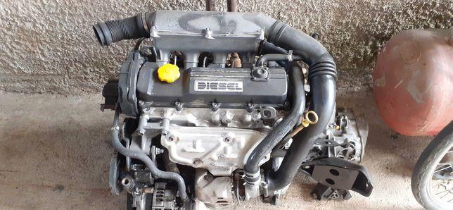 Motor completo Isusu corsa 1500 Td 99