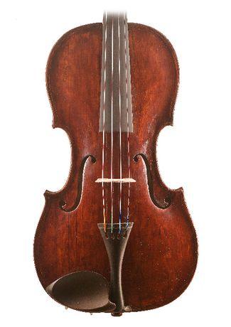 Zabytkowe skrzypce XVIII wiek