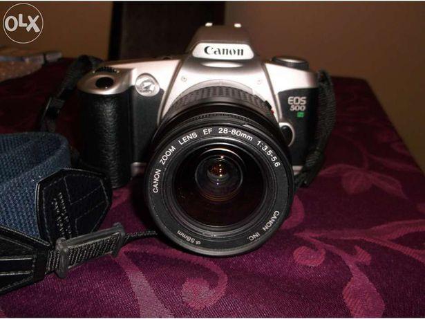 Máquina fotográfica canon eos 500n vintage
