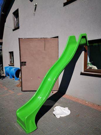 Zjeżdżalnia dla dzieci z laminatu ślizg ślizgawka 320cm!!!