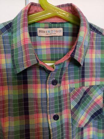 Chłopięca koszula 116