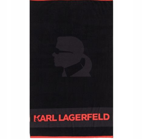 Ręcznik Plażowy Karl Lagerfeld Basen duzy lv gucci tommy calvin czarny