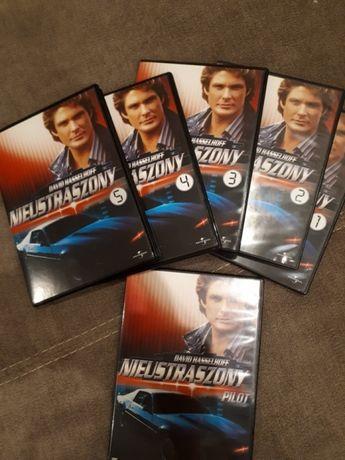 Nieustraszony DVD 5 odcinków i pilot